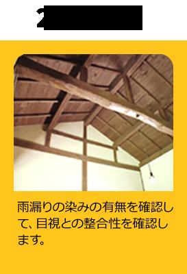 2.天井裏