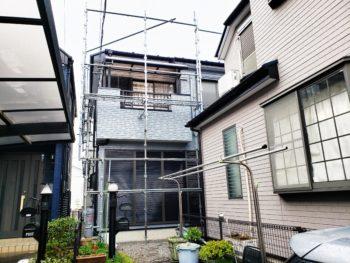 さいたま市A様邸外壁屋根塗装リフォーム施工事例